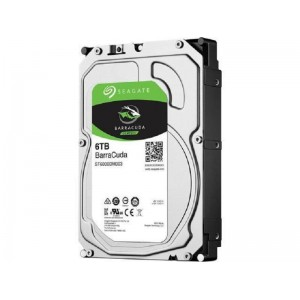 "Hard Disk Interno 6TB Seagate 3,5"" BarraCuda"