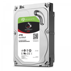 "Hard Disk Interno 4TB Seagate 3,5"" Nas Ironwolf"