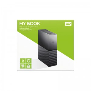 Hard Disk Esterno 6TB Western Digital My Book 3,5""