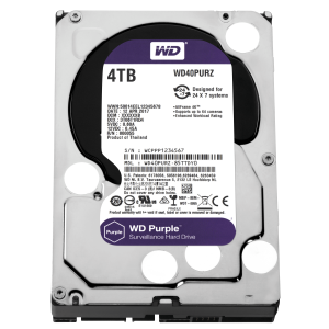 Hard Disk Interno 4TB Western Digital Purple