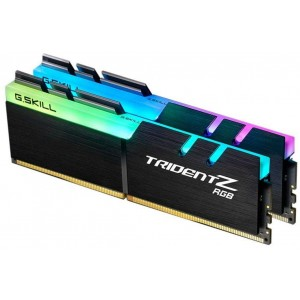 Memoria Ram 16GB DDR4 KIT 2x8GB PC 3200 G.Skill TridentZ RGB