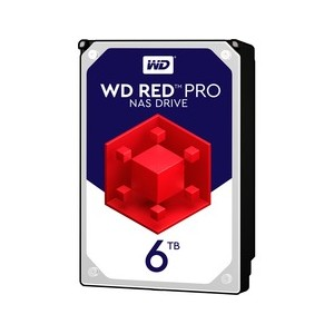 Hard Disk Interno 6TB Western Digital 3,5 Red Pro Nas