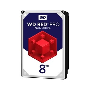 Hard Disk Interno 8TB Western Digital 3,5 Red Pro Nas