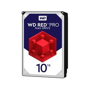 Hard Disk Interno 10TB Western Digital 3,5 Red Pro Nas