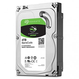 "Hard Disk Interno 4TB Seagate 3,5"" Barracuda"