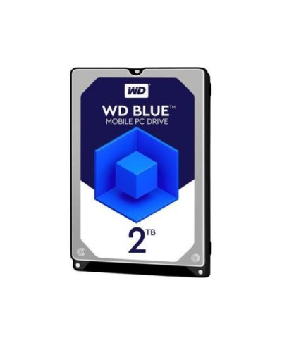 "Hard Disk Interno 2TB Western Digital 2,5"" WD20SPZX"