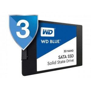 Ssd 500GB Western Digital Blue Sata 3 3D Nand