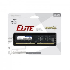 Memoria Ram 4GB DDR4 PC 2400 Team Elite TED44G2400C1601