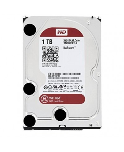 Hard Disk Interno 1B Western Digital 3,5 Red Nas