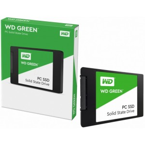 Ssd 240GB Western Digital Green 3D Nand Sata 3