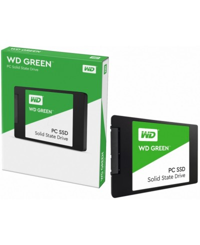 Ssd 240GB Western Digital Green Sata 3