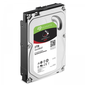 "Hard Disk Interno 2TB Seagate 3,5"" Nas Ironwolf"