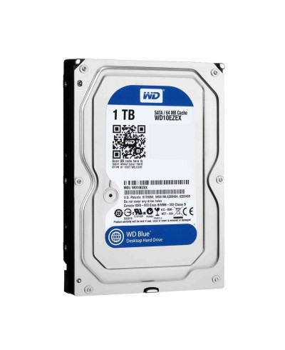 Hard Disk Interno 1TB Western Digital 3,5 Blue